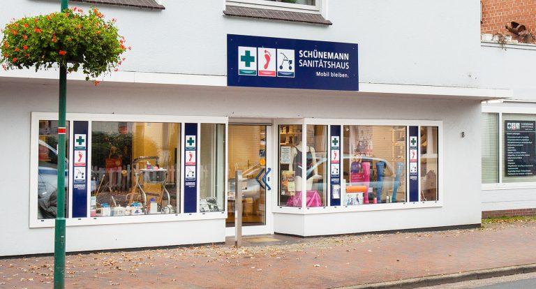 Schünemann Sanitätshaus in Barßel