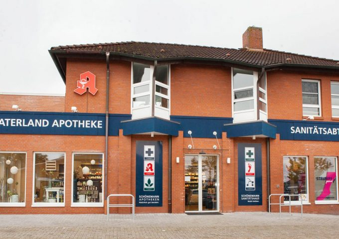 Saterland Apotheke in Ramsloh